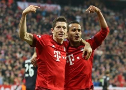 Bundesliga: Bayern ingordo, vince anche al 90'