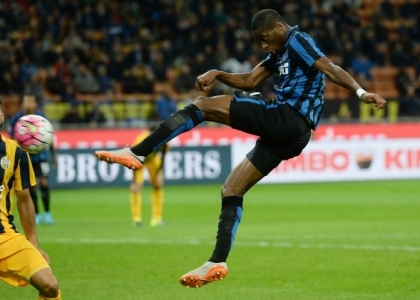 Allarme Inter: Kondogbia salta il Napoli?