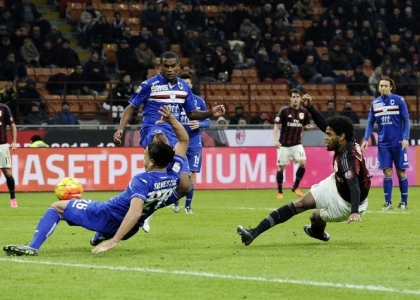 Serie A: Milan-Sampdoria 4-1, gol e highlights. Video