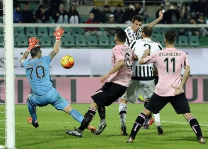 Serie A: Palermo-Juventus 0-3, le pagelle