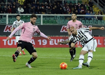 Serie A: Palermo-Juventus 0-3, gol e highlights. Video