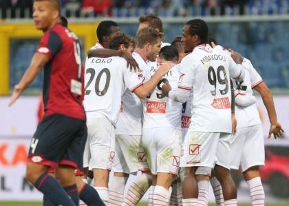 Serie A, Genoa-Carpi: formazioni, diretta, pagelle. Live