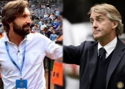 Inter, Mancini rialza il telefono e chiama Pirlo