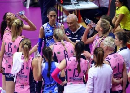 Volley, A1 femminile: stop Casalmaggiore, Novara ritrova la vetta