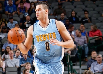 Nba: Warriors salvi, Gallinari decisivo