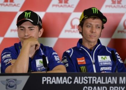 MotoGP, la Yamaha bacchetta Lorenzo:
