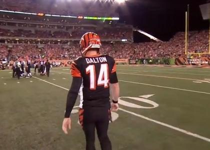 Nfl: Dalton trascina i Bengals, Browns al tappeto