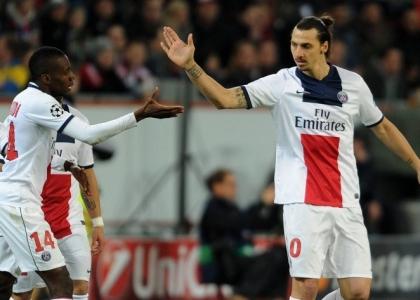 Ligue 1: dominio Psg, il Caen si arrende
