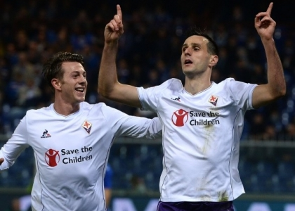 Serie A: Sampdoria-Fiorentina 0-2, gol e highlights. Video