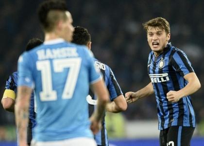 Serie A: Napoli-Inter 2-1, le pagelle