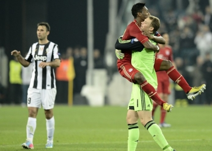 Champions: Juventus, il Bayern e i brutti ricordi. Video