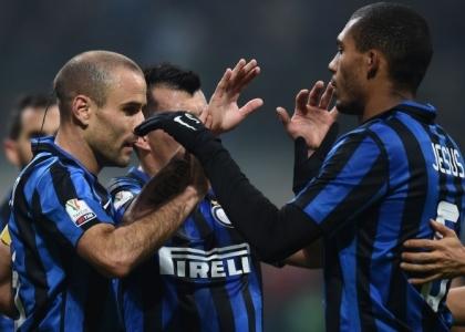 Tim Cup: Inter-Cagliari 3-0, gol e highlights. Video
