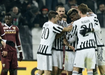 Tim Cup: Juventus spietata, Torino travolto allo Stadium
