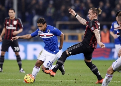 Tim Cup: Sampdoria-Milan in diretta. Live