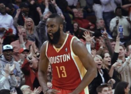 Nba: Harden trascina i Rockets, i Bulls volano