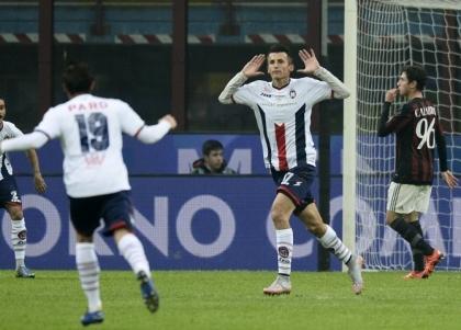 Tim Cup: Milan-Crotone in diretta. Live
