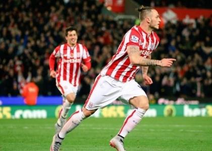 Premier: Bojan-Arnautovic, lo Stoke fa crollare lo United