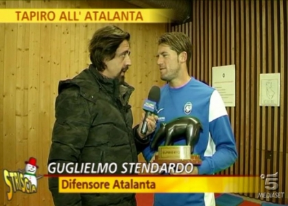 Tapiri per l'Atalanta, squadra più cattiva d'Europa