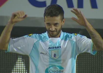 Serie B: Entella-Latina 1-0, gol e highlights. Video