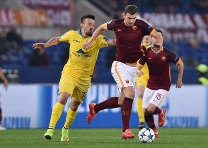 Champions, Roma-Bate Borisov: formazioni, diretta, pagelle. Live