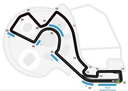 F1, GP Russia: la presentazione