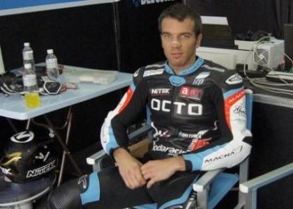 MotoGP: fratture ma non traumi spinali per De Angelis