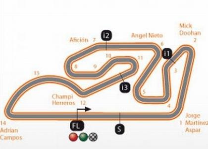 MotoGP, Valencia: la presentazione