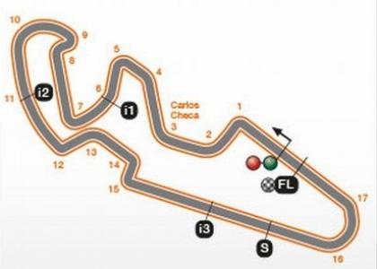 MotoGP, Aragona: la presentazione