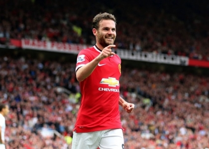Premier: super Pellè non basta, lo United stende il Southampton