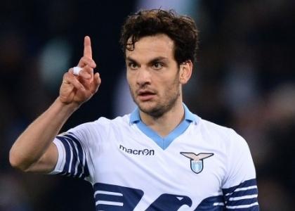 Lazio: Parolo si allena in vista del derby