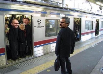 Addio Champions: Mourinho diventa lo Special Out