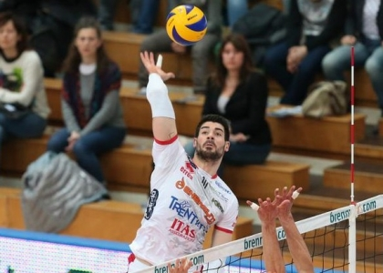Volley, playoff SuperLega: Trento e Modena in semifinale