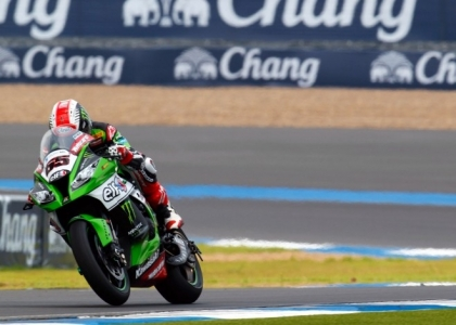 Superbike, Francia: Rea concede il bis in gara 2, secondo Davies