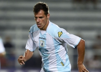 Serie B, Entella-Vicenza 4-1: Caputo firma una doppietta