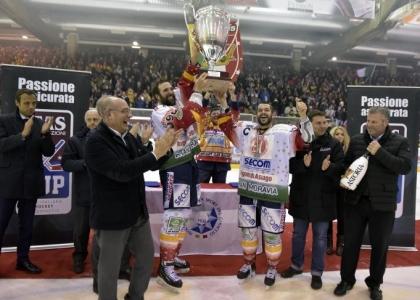 Hockey su ghiaccio: in otto alla caccia dello Scudetto 2015/16