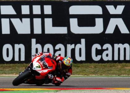 Superbike, Aragon: Davies concede il bis in Gara 2