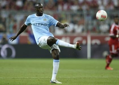 Champions: De Bruyne beffa il Siviglia, 2-1 Manchester City al 92'
