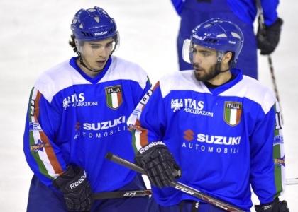 Hockey su ghiaccio, amichevoli: Italia sconfitta dal Kazakistan