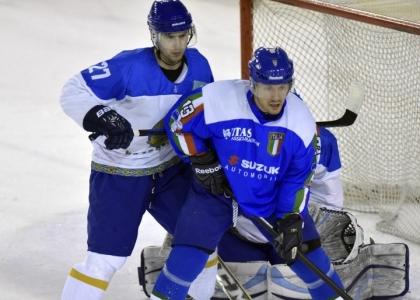 Hockey su ghiaccio: Italia, inizia il cammino Mondiale