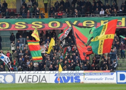 Serie B: Ternana-Ascoli 0-1, gol e highlights. Video