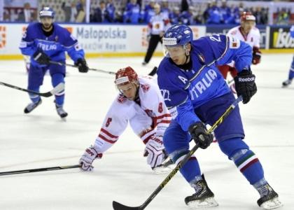 Hockey su ghiaccio, Mondiali Prima divisione: Italia, che partenza!