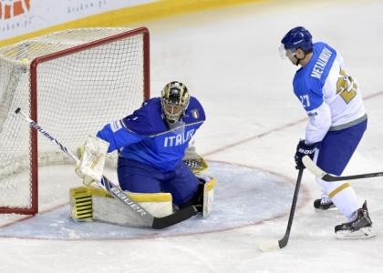 Hockey su ghiaccio, Mondiali: Italia ancora ko