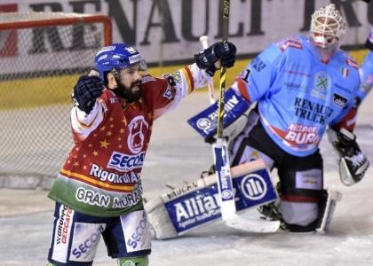 Hockey su ghiaccio, Serie A: finale scudetto, match point Asiago