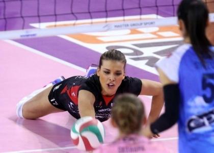Volley, A1 femminile: Busto Arsizio si rialza, Il Bisonte va ko