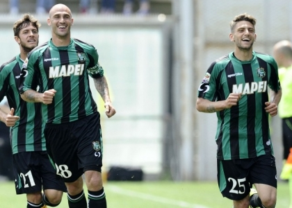 Serie A: Sassuolo-Roma 1-3, le pagelle
