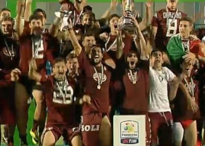 Primavera, Supercoppa: trionfo Torino, Lazio ko ai supplementari
