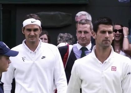 Atp Finals: Djokovic pesca Federer nel girone