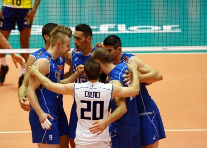 Volley, Europei 2015: l'Italia si sgonfia, Slovenia in finale