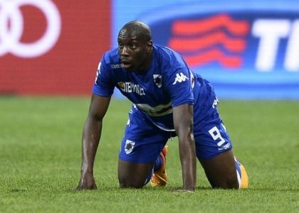 Sampdoria, ufficiale: Okaka va all'Anderlecht