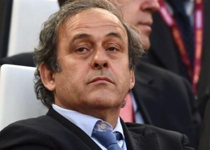 Fifa, Platini: